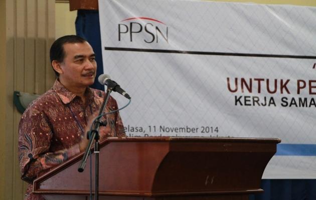 PPSN Gelar Diskusi Panel Perubahan Iklim